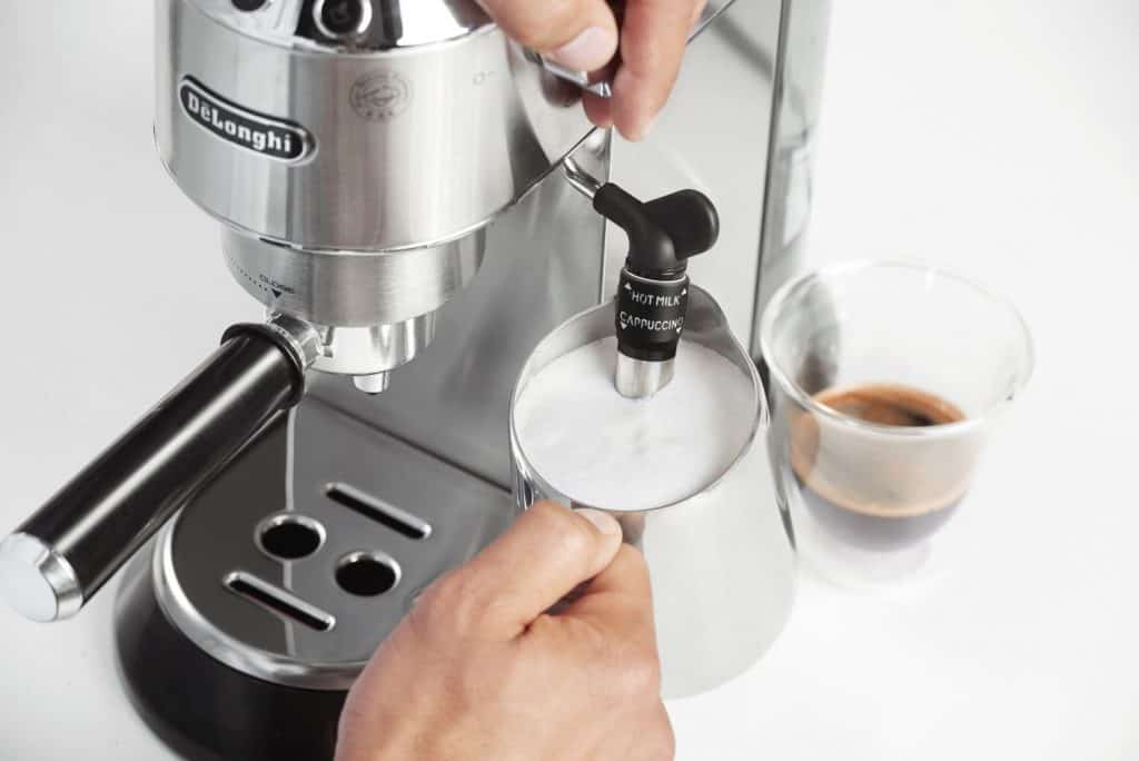Bean To Cup Coffee Machine Milk Frother